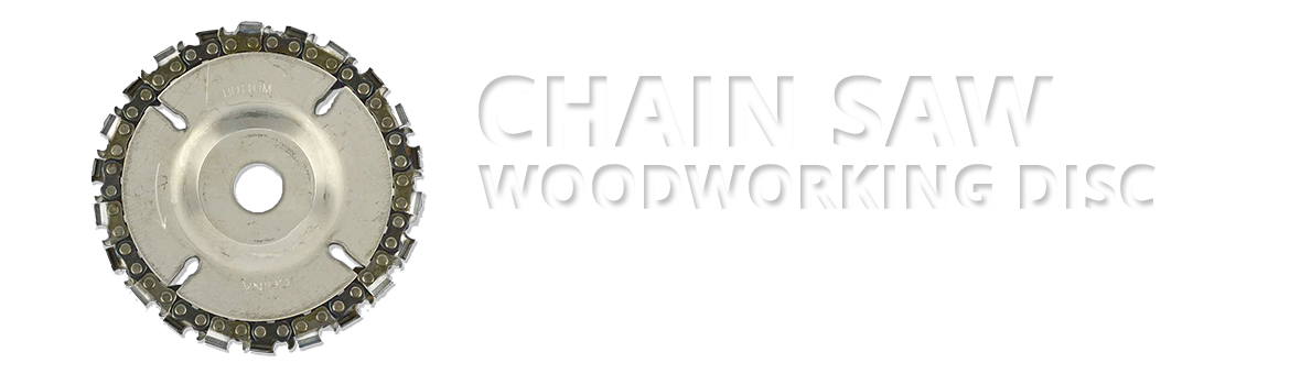 Superior Steel Chain Saw Woodworking Disc