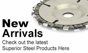 Superior Steel New Arrivals