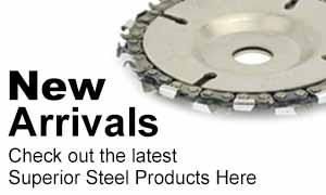 Superior Steel New Arrivals